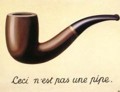 """Magritte """"La Trahison des Images"""""""