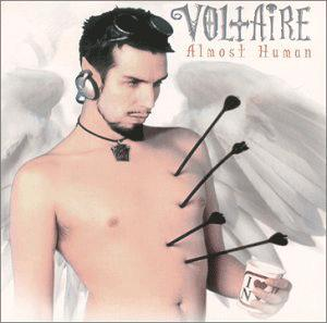 Almost Human Voltaire album  Wikipedia