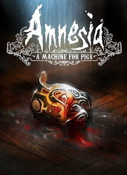 Amnesia: A Machine for Pigs game cover
