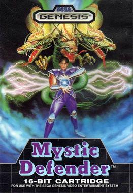 Mystic Defender  Wikipedia
