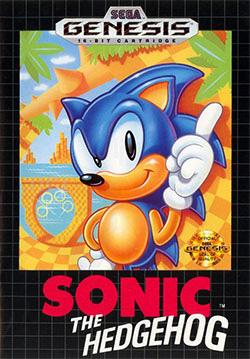 Sonic the Hedgehog 1991 video game  Wikipedia