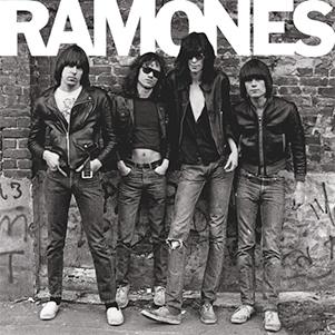 The Ramones' 1976 debut album laid down the mu...