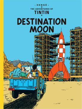 Destination... Lune ! : destination..., Destination, (comics), Wikipedia
