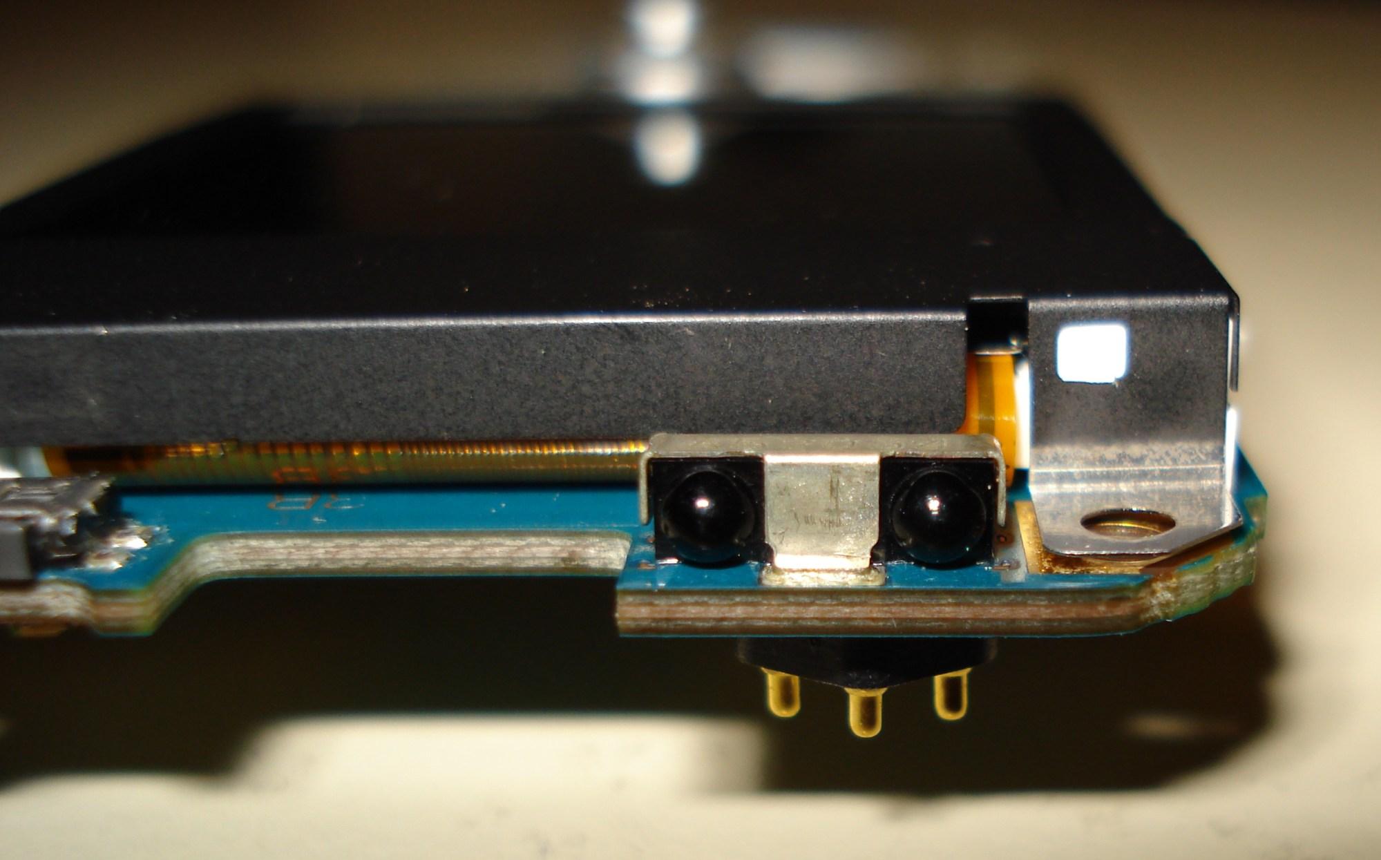 hight resolution of led as light sensor edit