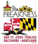 2001 Preakness Stakes