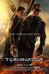 Poster for 2015 sci-fi revamp Terminator Genisys