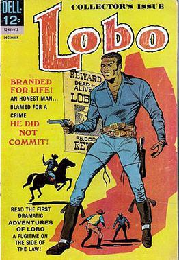 Lobo Dell Comics  Wikipedia