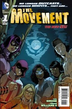 The Movement comics  Wikipedia