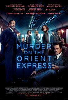 Le Crime De L Orient Express Résumé : crime, orient, express, résumé, Murder, Orient, Express, (2017, Film), Wikipedia