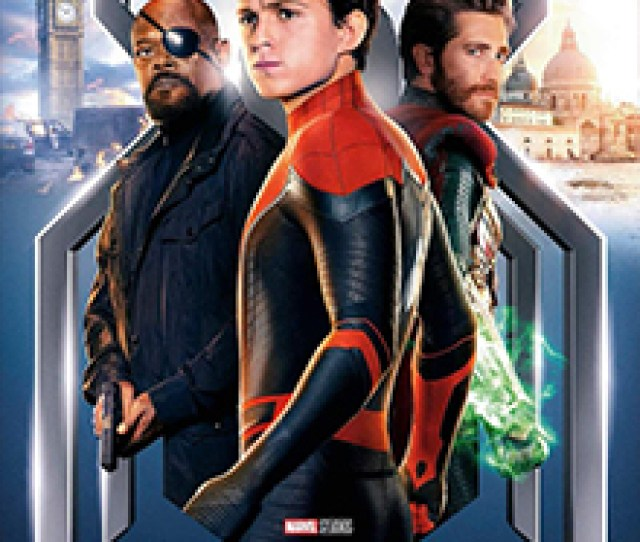 Spider Man Far From Home Wikipedia