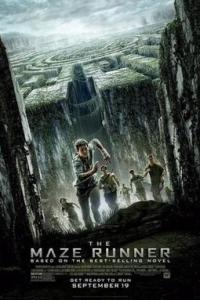 Poster for 2014 young adult actioner The Maze Runner