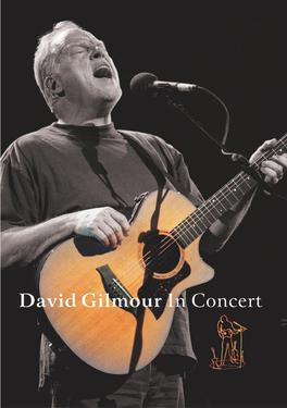 David Gilmour in Concert  Wikipedia
