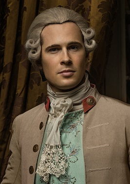 Lord John Grey Character Wikipedia