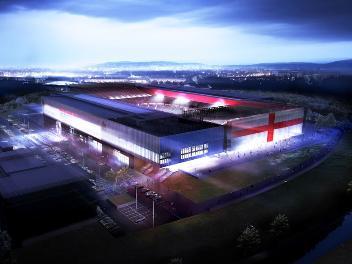 Bristol City Stadium  Wikipedia