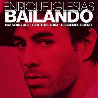 Bailando (enrique Iglesias Song)  Wikipedia