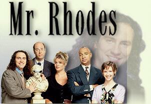 Mr Rhodes  Wikipedia