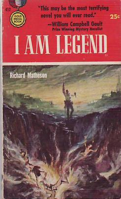 i am legend novel