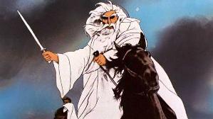 Gandalf in Ralph Bakshi's animated version of ...