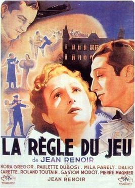 La Regle du Jeu by Keith Reader (Trade Paper) for sale