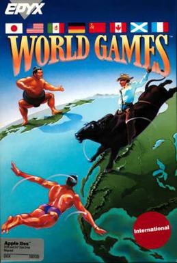 World Games Video Game Wikipedia
