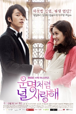Pemain Fated To Love You : pemain, fated, Destiny, (2014, Series), Wikipedia