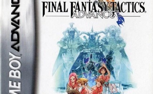 Final Fantasy Tactics Advance Wikipedia