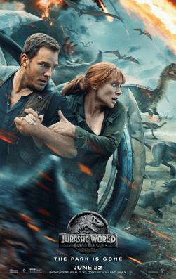 Jurassic World 2 : Fallen Kingdom : jurassic, world, fallen, kingdom, Jurassic, World:, Fallen, Kingdom, Wikipedia