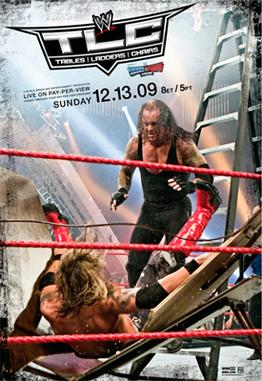 TLC Tables Ladders  Chairs 2009  Wikipedia