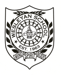 Wesleyan Crest
