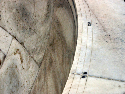 Astronomical detail, Jantar Mantar.