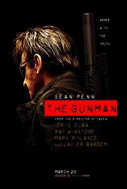 Stars Wallpaper With Quotes The Gunman Film Wikipedia