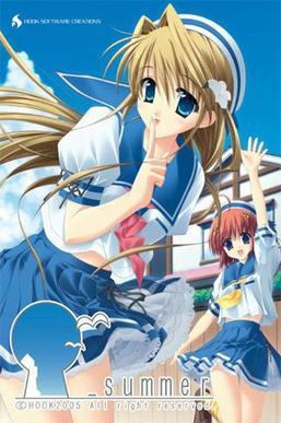 Summer Visual Novel Wikipedia