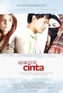 Film Romantis Indonesia 2017 : romantis, indonesia, Ayat-Ayat, Cinta, Wikipedia
