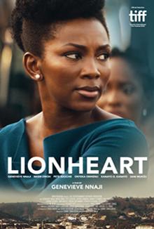 Lionheart 2018 Film Poster Jpg
