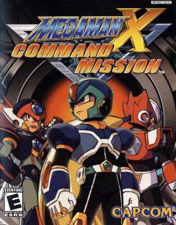 mega man x command mission wikipedia