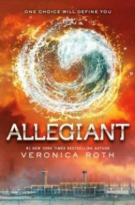 Image result for allegiant veronica roth
