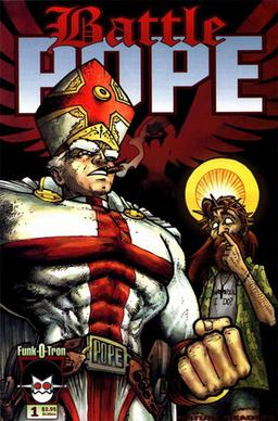 Battle Pope  Wikipedia