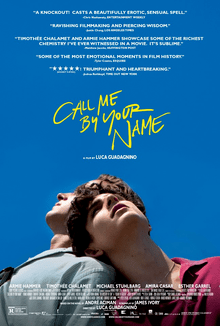 Call Me By Your Name Vo : (film), Wikipedia