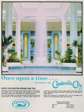 Cinderella City Mall : cinderella, Cinderella, Wikipedia