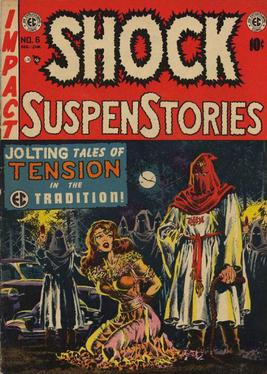 Shock SuspenStories  Wikipedia