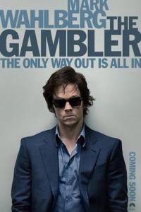 Poster for 2015 crime thriller The Gambler