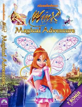 Winx Club 3d : Aventure Magique ! : aventure, magique, Magical, Adventure, Wikipedia