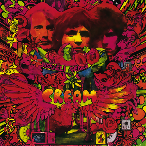 Sharp's cover for the album Disraeli Gears