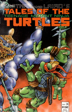 Tales Of The Teenage Mutant Ninja Turtles 2017 : tales, teenage, mutant, ninja, turtles, Tales, Teenage, Mutant, Ninja, Turtles, Wikipedia