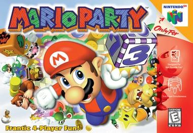 Mario Party (video game)