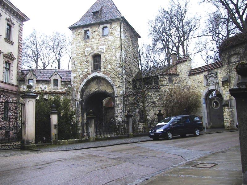 Castle Sankt Emmeram