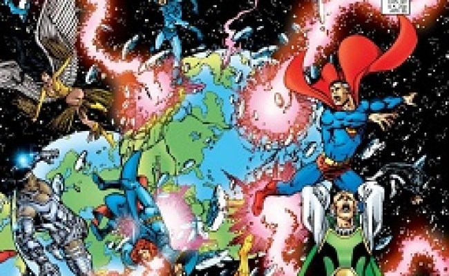 Crisis On Infinite Earths Wikipedia