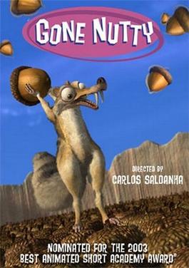 Scrat in Gone Nutty