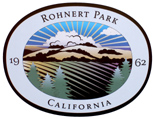 Official logo of City of Rohnert Park