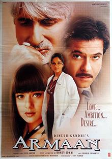 Armaan 2003 film  Wikipedia